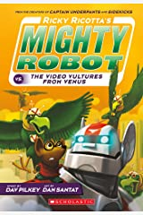 Ricky Ricotta's Mighty Robot vs. The Voodoo Vultures from Venus (Ricky Ricotta #3) Kindle Edition