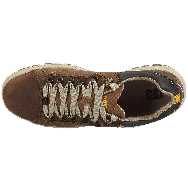 APA P711584 - Zapatos casual de cuero para hombre, color marrón, talla 41 CAT