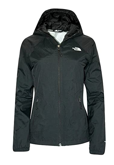 19abd6913 The North Face Women's Black Boreal Rain Jacket Black (L): Amazon.ca ...