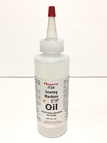 4 OZ. Sewing Machine Oil