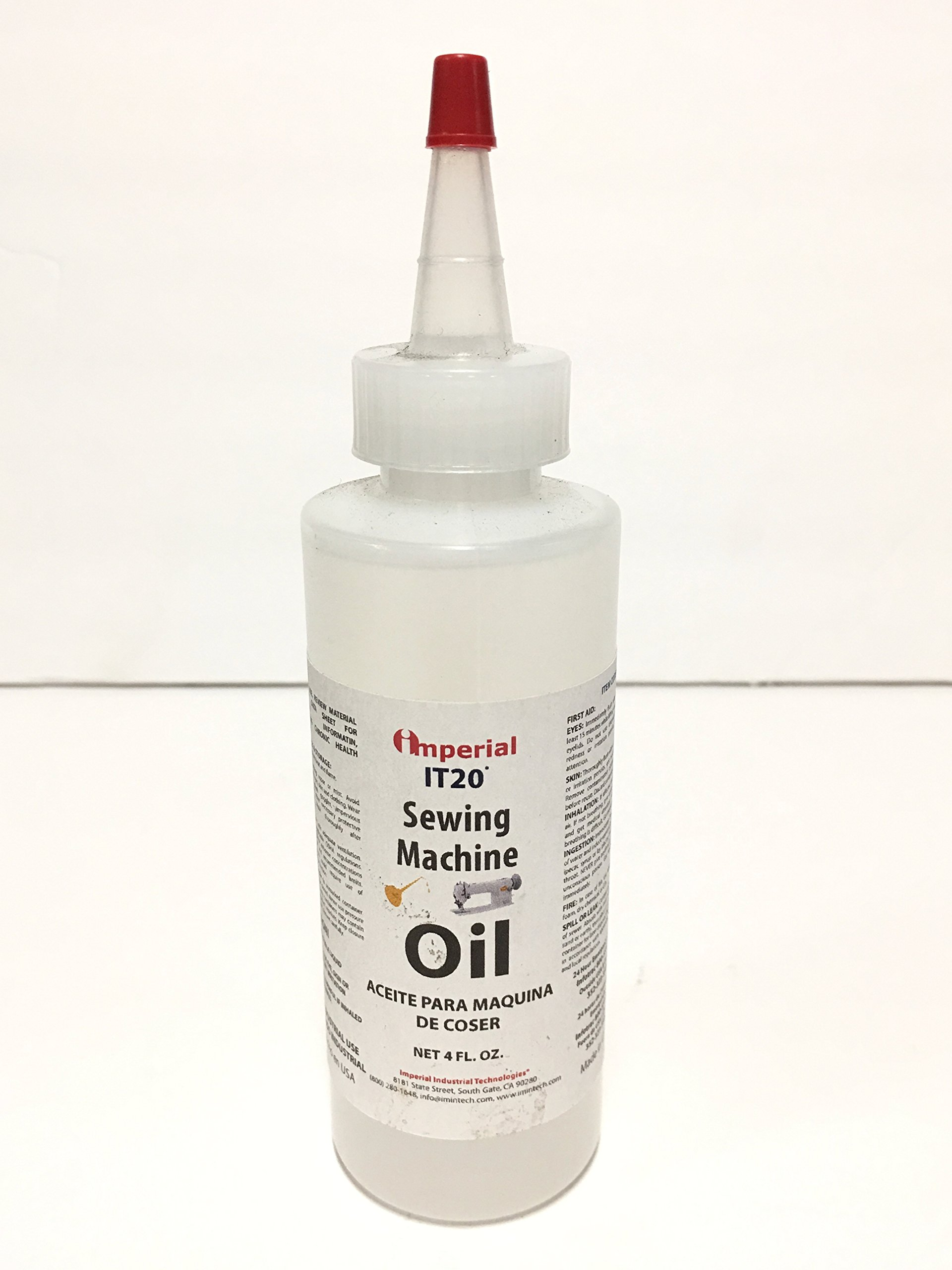 4 oz. Sewing Machine Oil product image