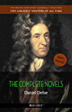Daniel Defoe: The Complete Novels (The Greatest Writers of All Time) (English Edition)
