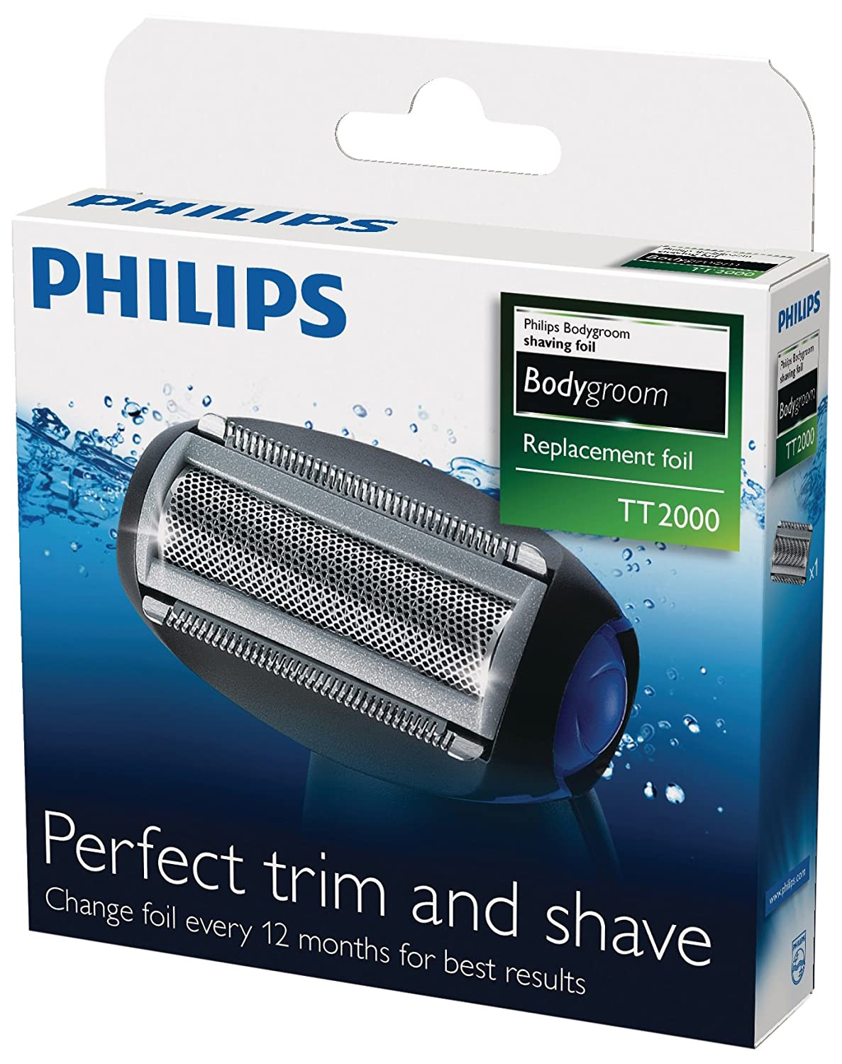 Philips TT2000/43 Bodygroom Replacement Blade
