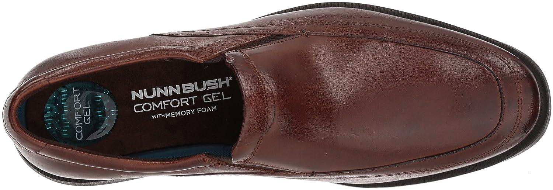 Nunn Bush Men Dylan Loafer Slip On with KORE Comfort Walking Technology