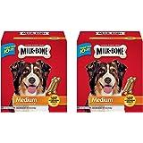 Milk Bone Original zupJvK Dog Treats for Medium Dogs, 10 Pound, 2 Pack