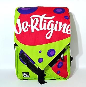 Mochila ve.rtigine Modelo R. Style 351 diseño burbujas Escuela oferta New: Amazon.es: Oficina y papelería