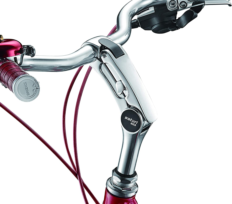 SATORI Aberhallo Adjust Angle Riser Handlebar Bike Stem 25.4mm