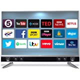 "Cello Platinum 65"" 4K UHD Smart LED TV Freeview HD - P65ANSMT-4K"