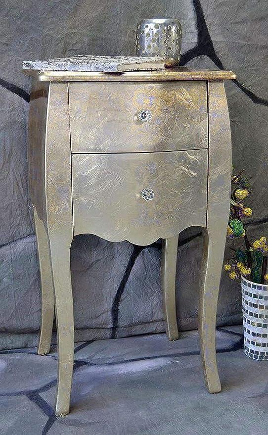Kommode Schmuckkommode weiß NEU Landhaus Schrank Schränkchen Tischkommode antik