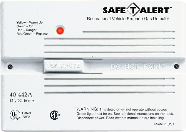 Amazon Com Mti Industries 40 442 P Wt Safe T Alert 40 Series