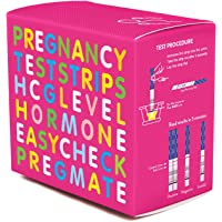 PREGMATE 100 Pregnancy Test Strips (100 Count)