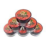 50 Orange Tangie Shatter Labels Oil Wax Crafts 1G