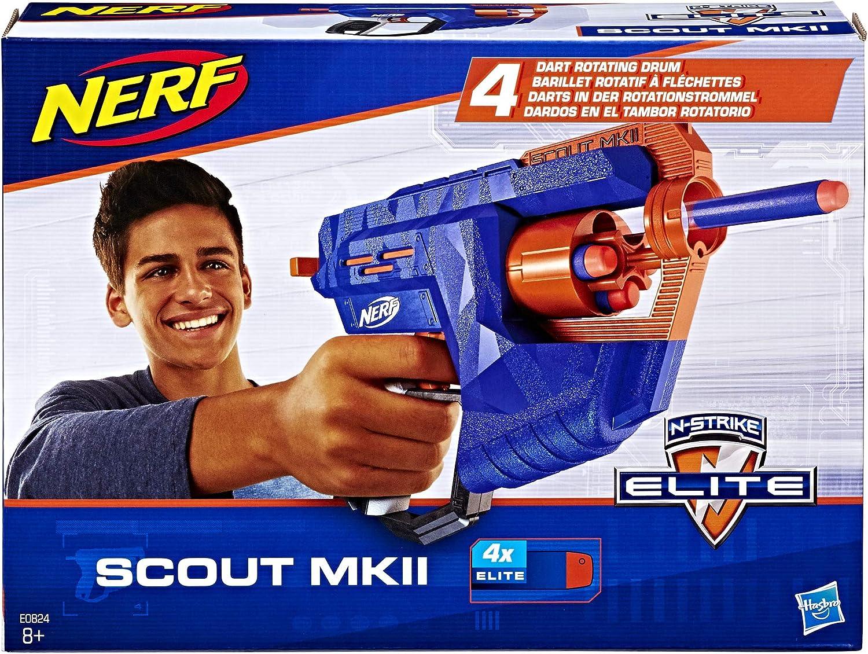 Pistolet Nerf pas cher pour Noël