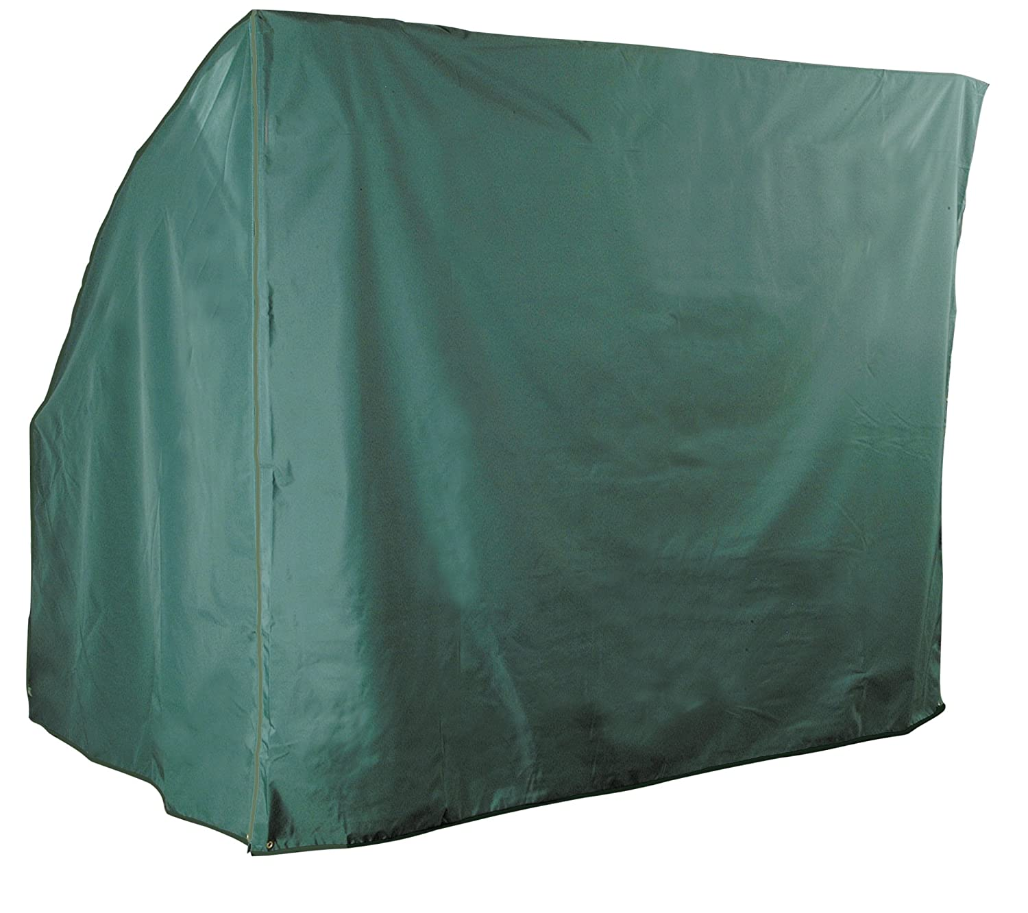 Medium image of amazon     bosmere c501 waterproof swing seat cover 68   x 49   x 67   green   patio glider covers   garden  u0026 outdoor