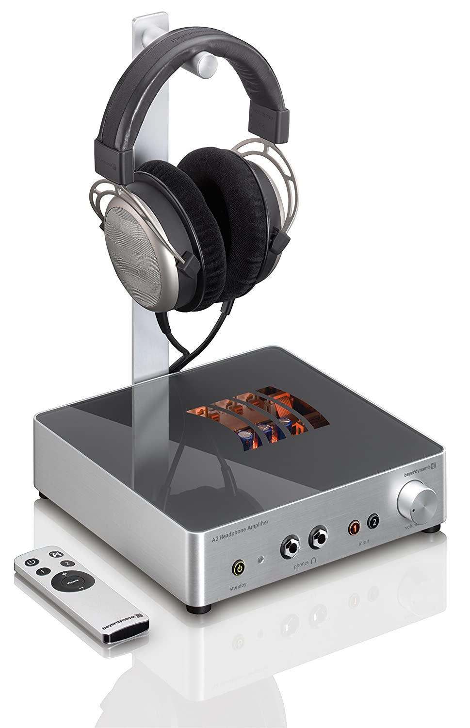 Beyerdynamic A2 Headphone Amplifier Home Audio Theater Using Discrete Components