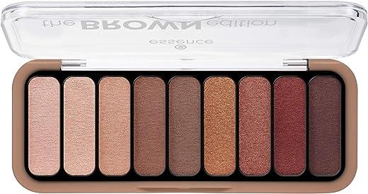 مجموعة ظلال العيون من ايسنس اصدار اللون البني، 30 جوجرجيوس براونز