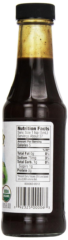 Annies - Salsa de Worcestershire orgánica - 6,25 oz.: Amazon.es: Salud y cuidado personal
