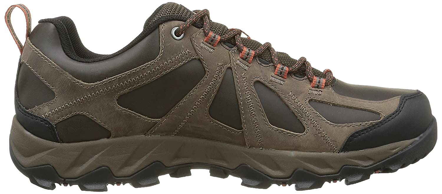 Columbia Peakfreak Xcrsn Leather Outdry, Women's Low Rise Hiking Shoes