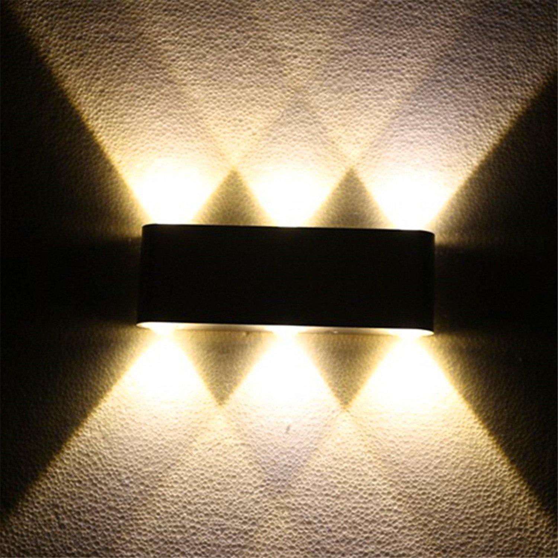 qualità autentica HHF LED Bulbs Lamps, Per Per Per l'illuminazione dell'interno della cucina del salone di stile moderno 1PCS, lampade di parete del LED su luce (Colore   Warm bianca)  acquista online oggi