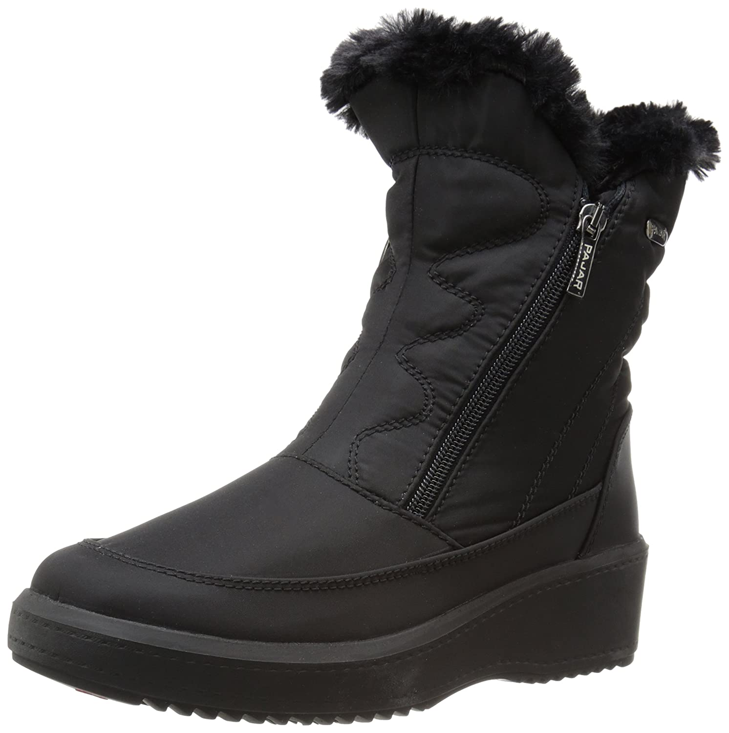 Pajar Women's Veronica Boot B00J4C3ALQ 40 EU/9-9.5 M US|Black