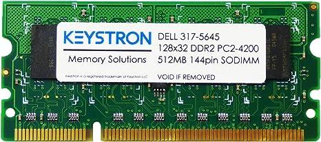 2155cn 2155cdn 512MB Memory Upgrade for DELL Laser Color Printer 2150cn 2150cdn