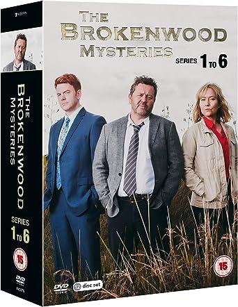 The Brokenwood Mysteries - Series 1-6