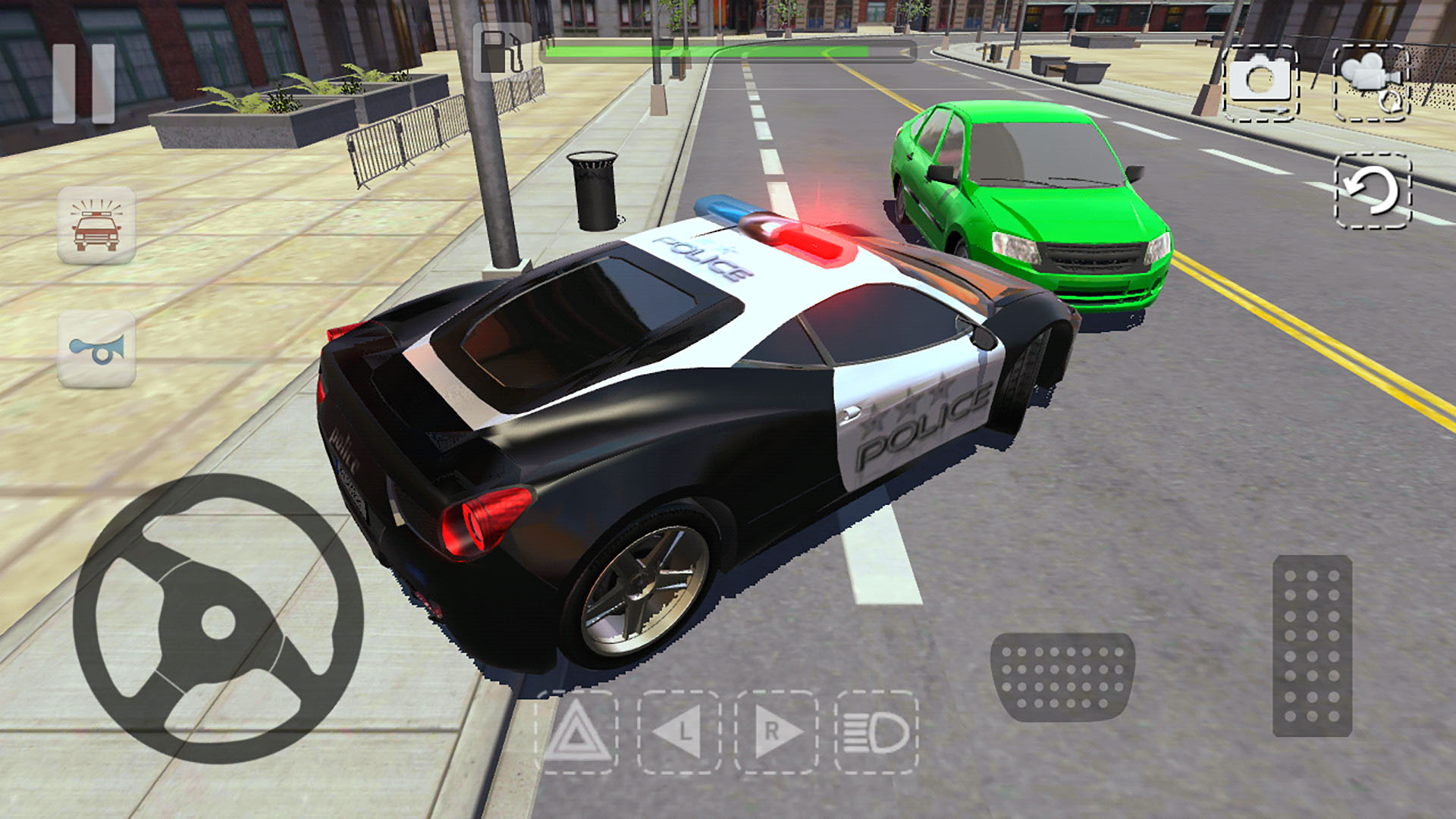 Car Chase Games: Police Car: Chase: Amazon.es: Appstore Para Android