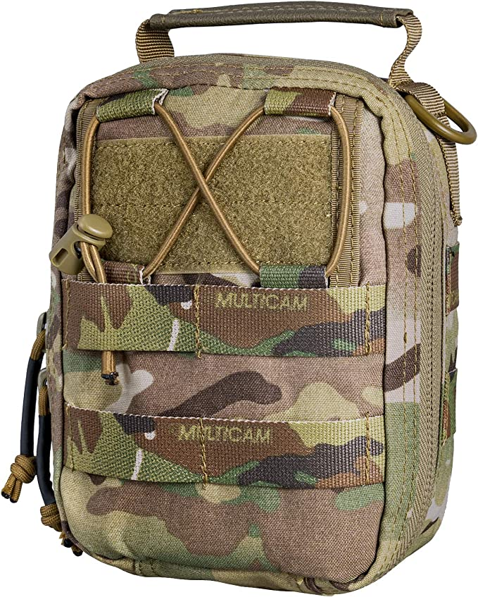 EDC Survival Waterproof Nylon Tactical Molle System Waist Bag Travel Medical