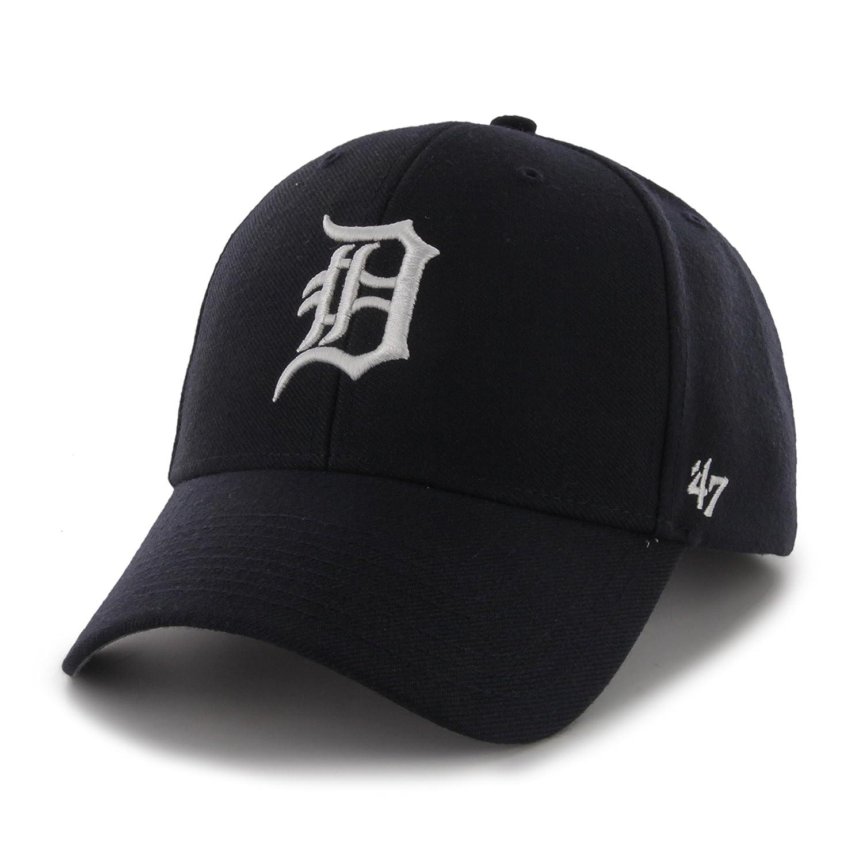 47 MVP Detroit Tigers Herren Kappe Blau