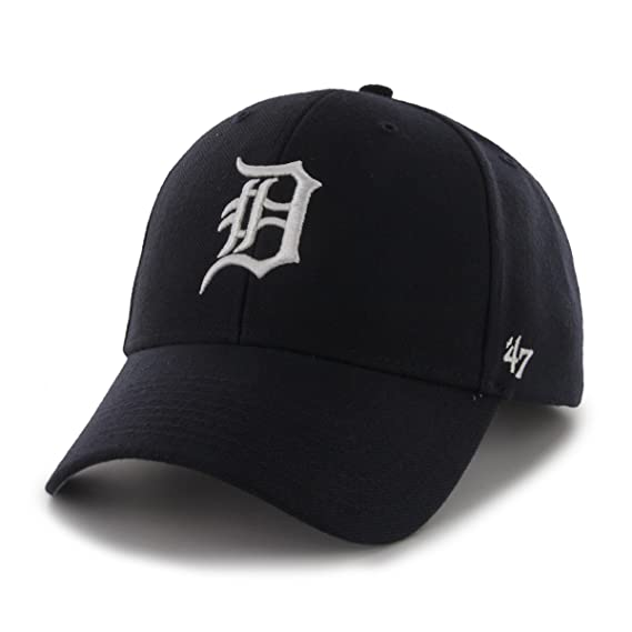 47 CappelloAmazon Bullpen Tigers Adjustable Hat Brand Mvp Detroit OXuTPZiwk
