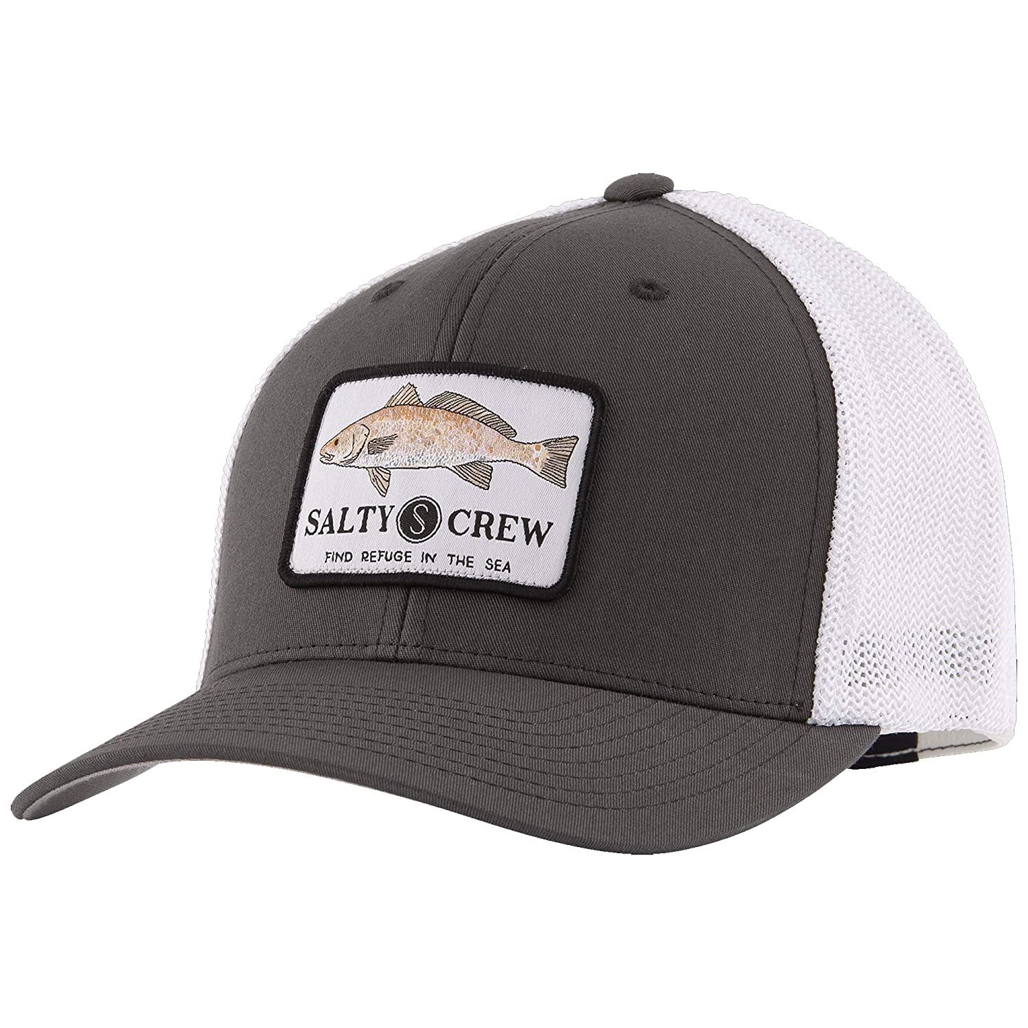 Salty Crew Spot Tail Retro Trucker