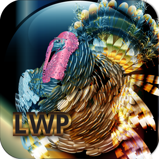 Turkey LWP HD+ Thanksgiving Game & Live Wallpaper]()
