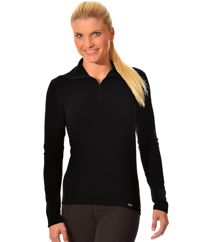 Trigema Damen Langarmshirt Langarm Ski/Sport Shirt