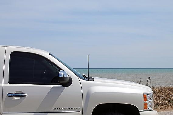 "FITS 1985-2005 Chevrolet Astro **SHORT**  6 3//4/"" ANTENNA MAST"