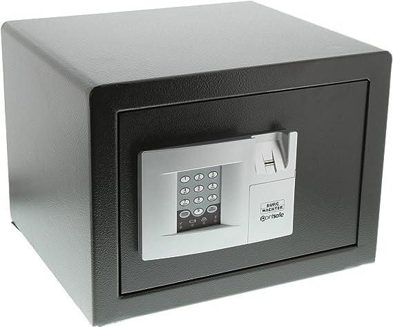 Burg-Wächter PointSafe P 2 E FS Caja Fuerte de Empotrar, Negro, 20,5 l: Amazon.es: Bricolaje y herramientas