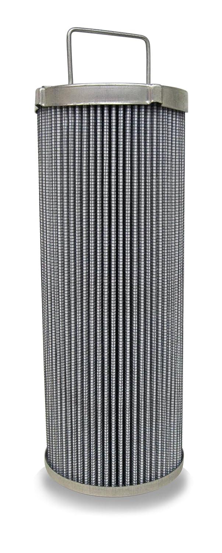Schroeder 8ZZ25 Hydraulic Filter Cartridge for ZT Dirt; 9.25 Height Metallic Debris Removes Rust 3.2 OD Micro-Glass 25 Micron Dirt; 9.25 Height 3.2 OD 1.6 ID Schroeder Industries 1.6 ID Z-Media Fibers