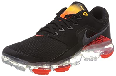 the latest 3b7a9 b2620 Nike Air Vapormax (GS), Chaussures de Running garçon, Noir (Black