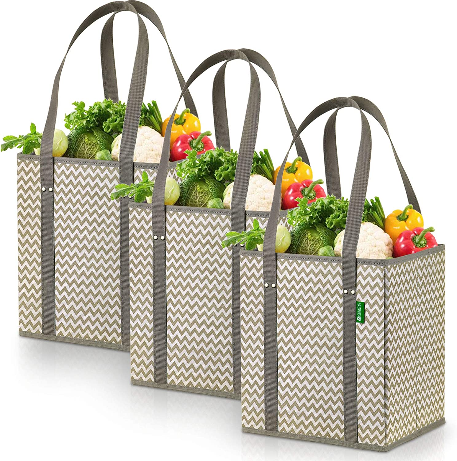 New Kids 3 Pack Shopping Bags