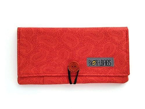 Pitillera de tela, cartera para tabaco de liar Cachemir: Amazon.es: Handmade