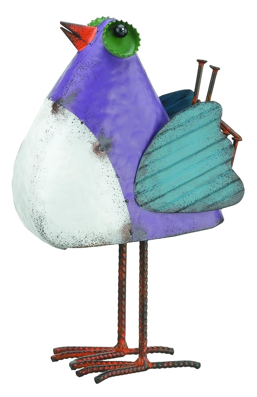 RegalアートとギフトFolk鳥装飾 10598 B00H4JEL4G パープル