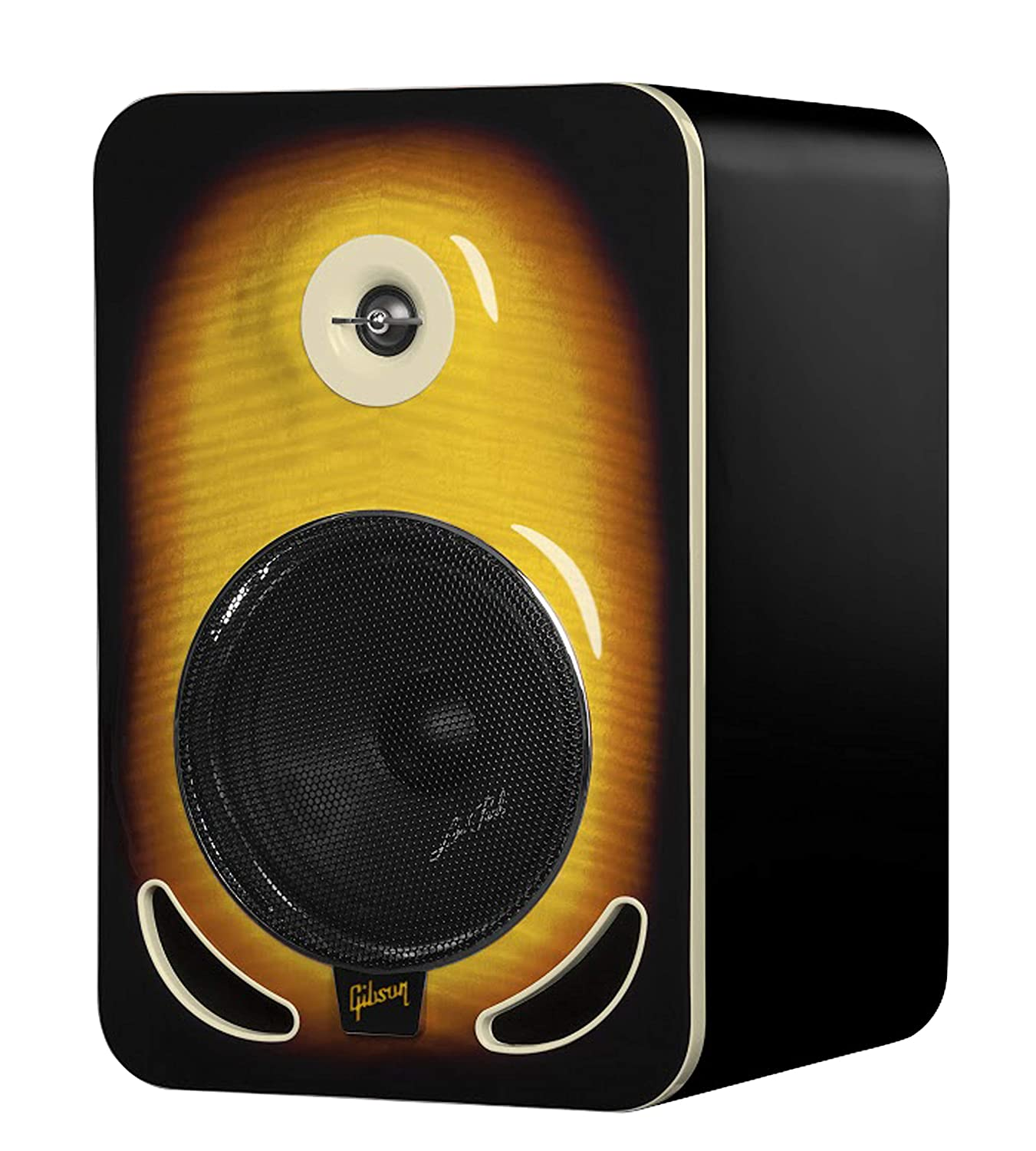 8-Inch LP8TB-NA Gibson Pro Audio Les Paul Reference Studio Monitor Tobacco Burst