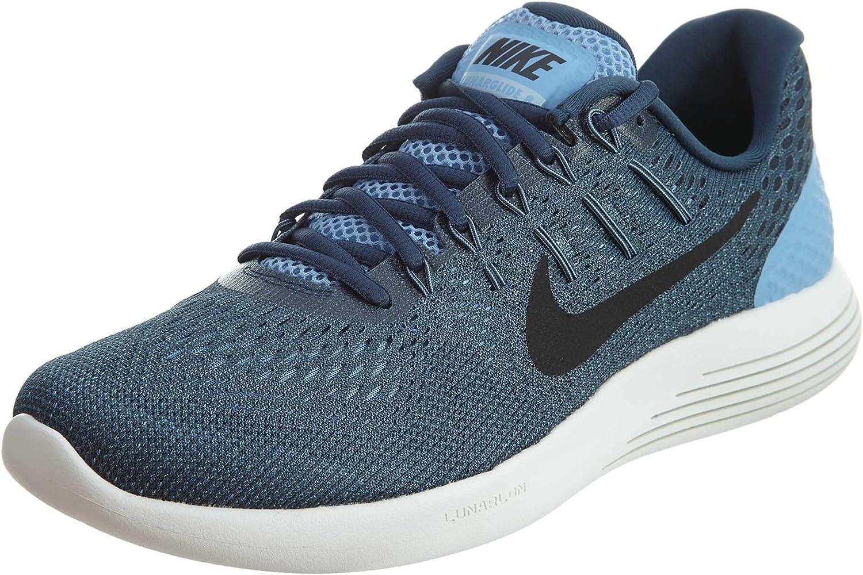 Nike 843725-401, Zapatillas de Trail Running para Hombre, Azul (Light Blue/Black/Squadron Blue), 40 EU: Amazon.es: Zapatos y complementos