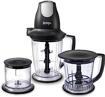 Amazon.com: Licuadora, cortadora, procesador de comida Ninja ...