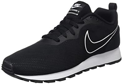 911f6af2cd Nike Men s MD Runner 2 Mesh Shoe Black Size 10 ...