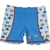 Playshoes UV-Schutz Shorts Fische Hellblau Niños