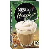 NESCAFÉ Hazelnut Latte 10 Pack