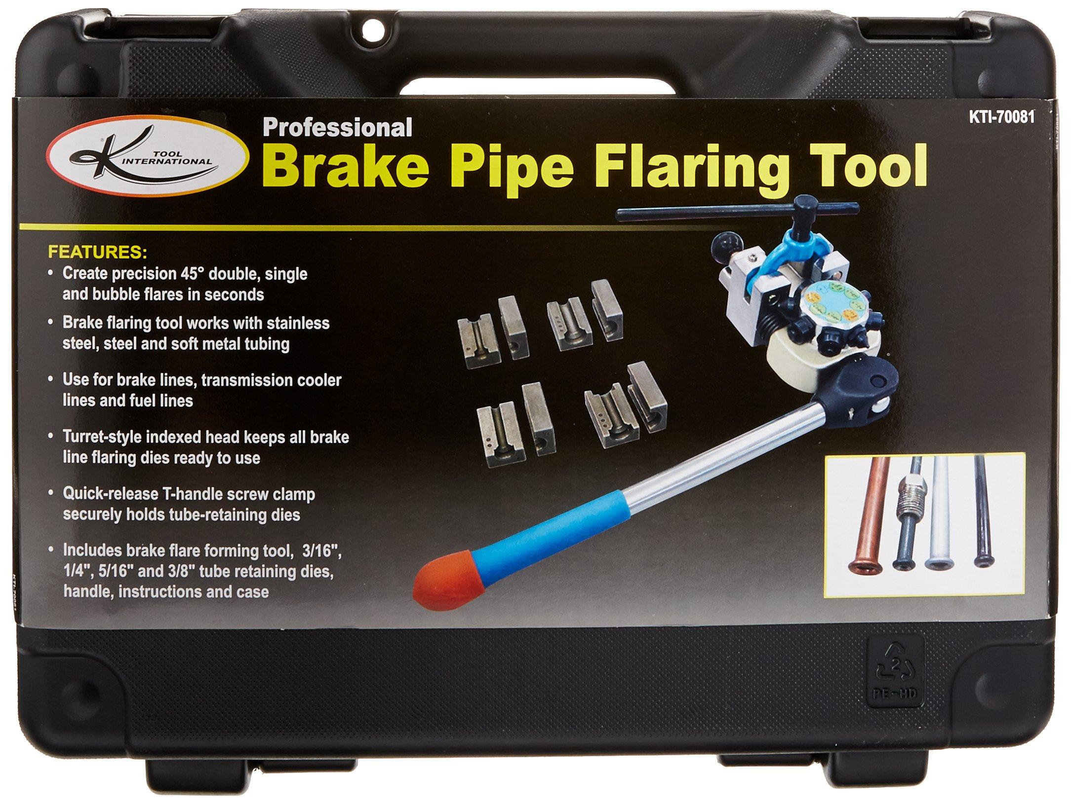 KTI (KTI-70081) Brake Line Flaring Tool by K-Tool International (Image #1)
