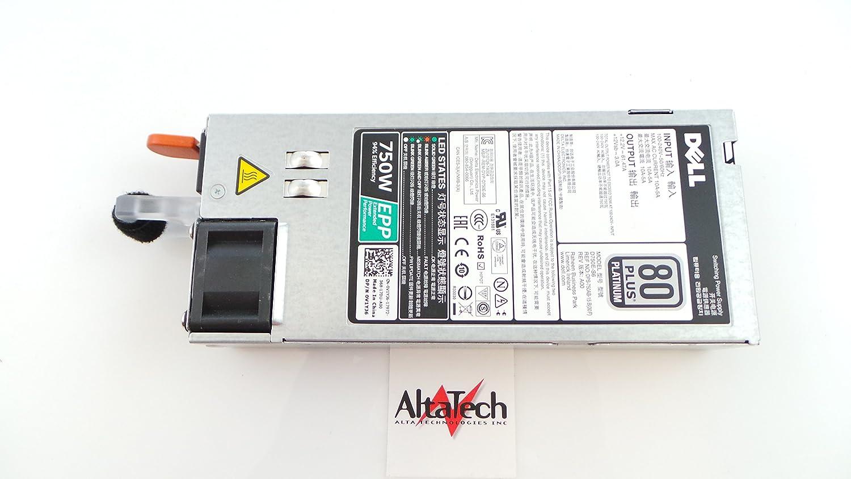 Dell 750W PowerEdge R630 R730 R730XD Power Supply G6W6K V1YJ6 SRHVV D750E-S6