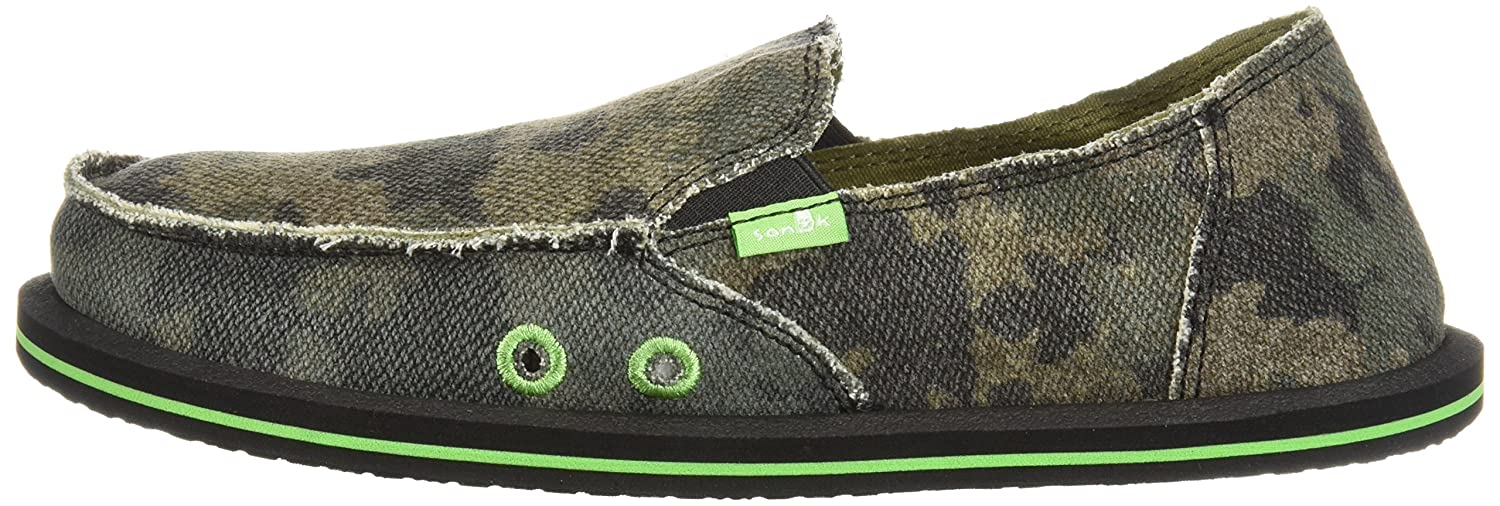 Sanuk Kids Kids Lil Donny Funk Loafer