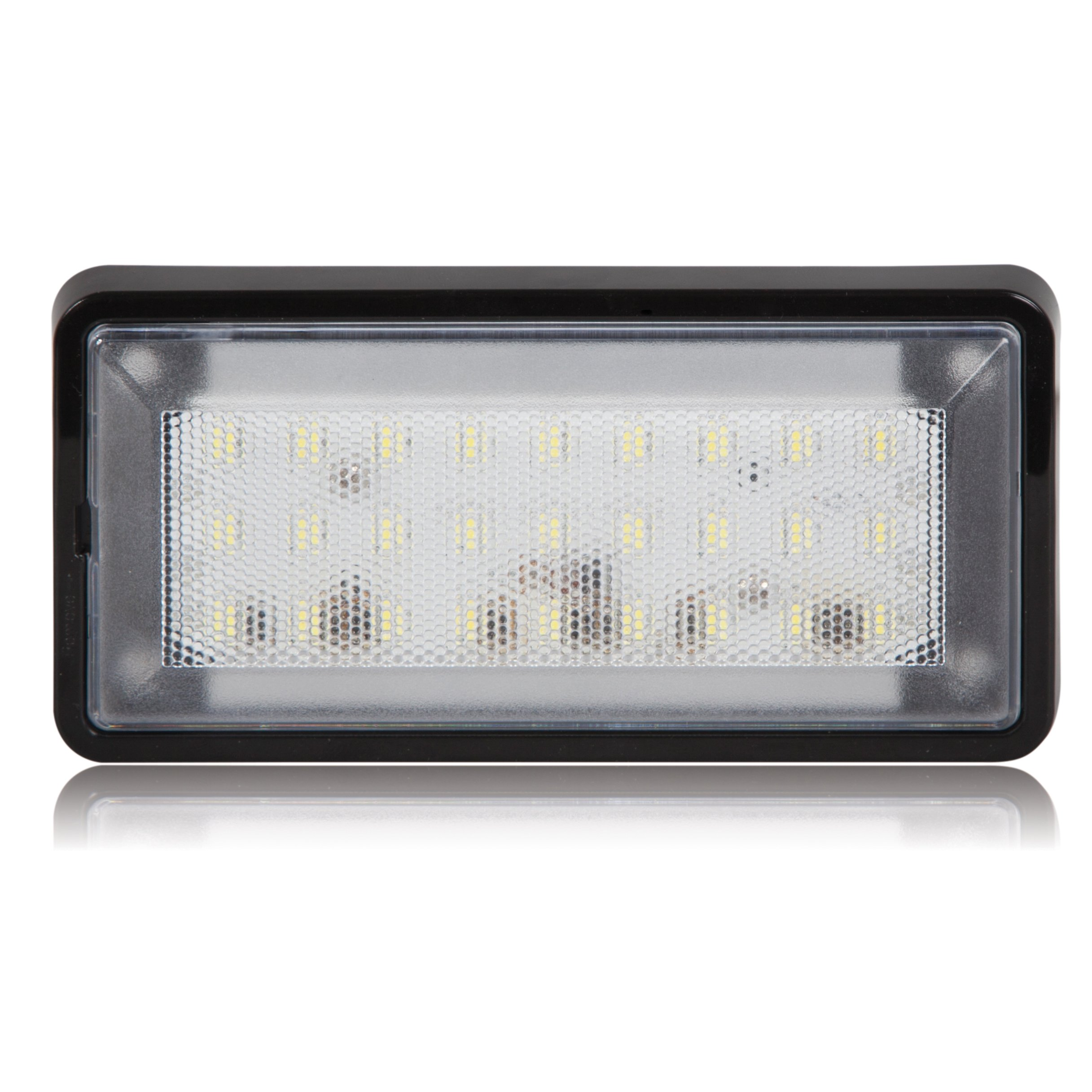 Maxxima M84427-A 27 LED 3''x6'' Interior Compartment Cargo Light 530 Lumens by Maxxima